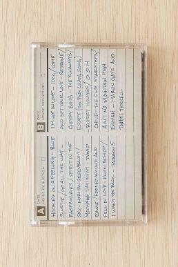 Galaxy cassette