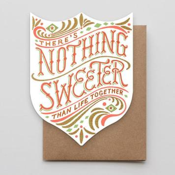 nothing sweeeter