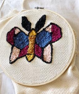 Jeweltonebutterfly