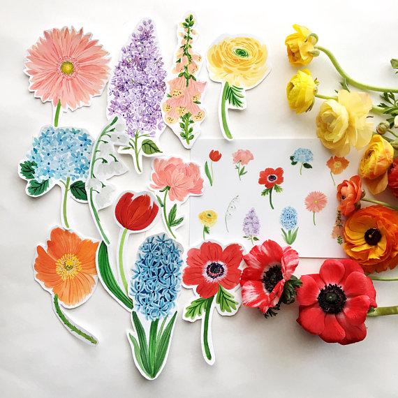 floralstickers
