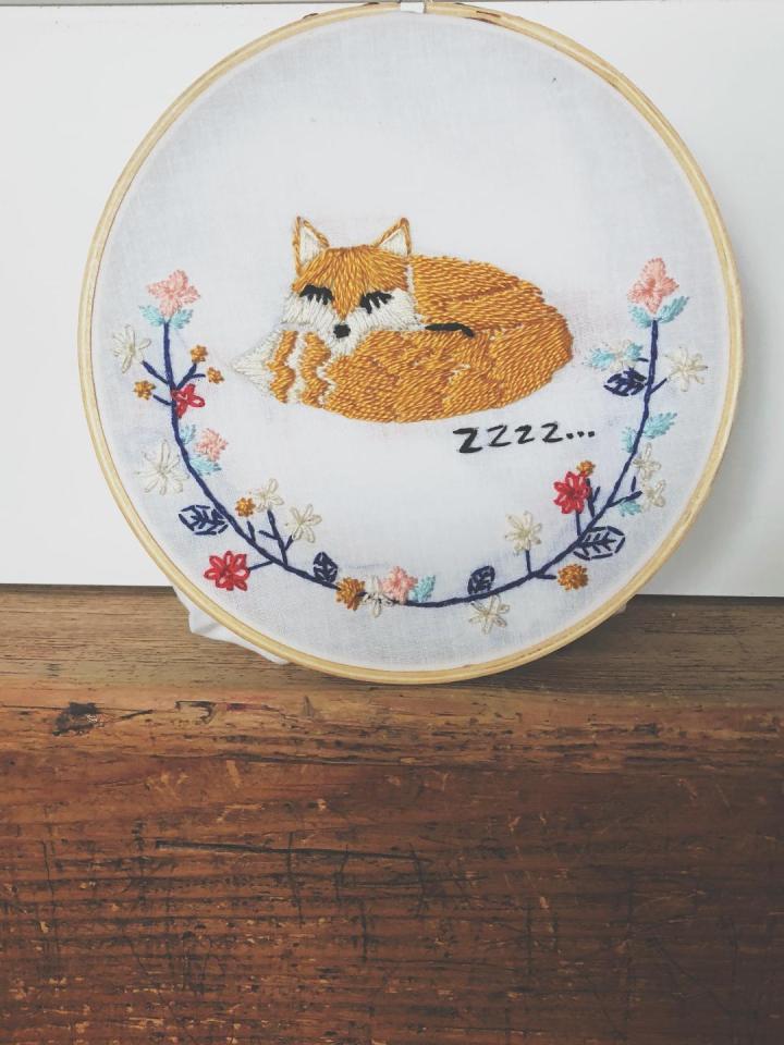 foxandfllowers
