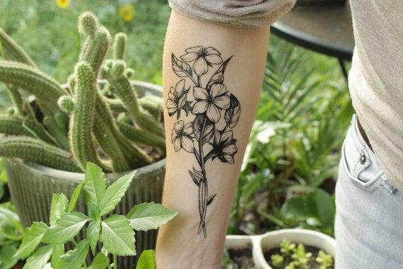 wildflowertat